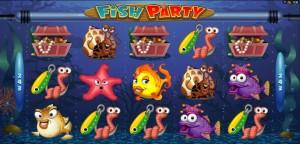 Uutuuspeli Fish Party