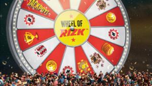 Voita jackpot Rizkiltä