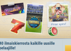 EuroSlotsilta 40 no deposit -ilmaiskierrosta uusille pelaajille