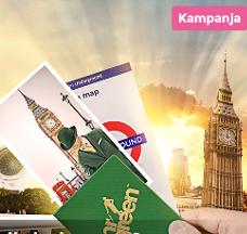 Voita Lontoon matka tai käteistä Mr Greeniltä