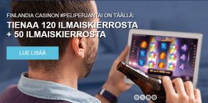 finlandia casino peliperjanta
